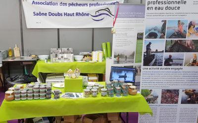 Salon talent et saveur le 15 au 17 novembre à Besançon.