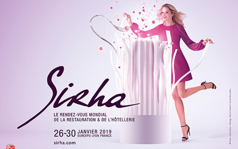 Salon Sirha à Lyon du 26 au 30 janvier 2019